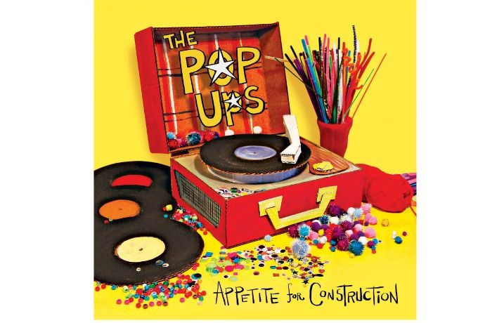 "Check out this free kids' music download by The Pop Ups that will have kids doing their ""keep the bugs off"" dance for the rest of summer and into the fall. #appetiteforconstruction @thepopups"