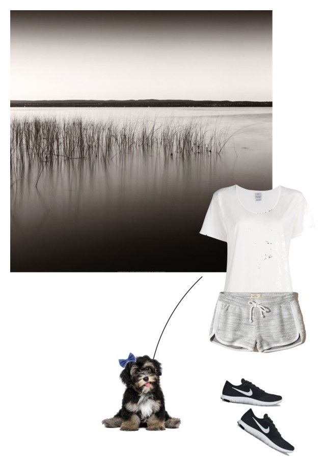 """""""25.07.17"""" by kist-42 on Polyvore featuring John Lewis, Visvim, NIKE, Hollister Co. and WALL"""