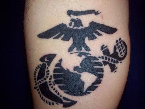 marine-corps-globe-tattoo-434