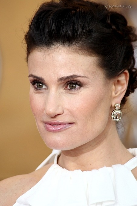 idina menzel (#wicked, #glee)