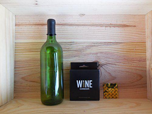 Wine Condoms (Funny Wine Bottle Stoppers) Great Gift! Wine Condoms http://www.amazon.com/dp/B00KY3XVWW/ref=cm_sw_r_pi_dp_DoEMtb1R16V4VE50