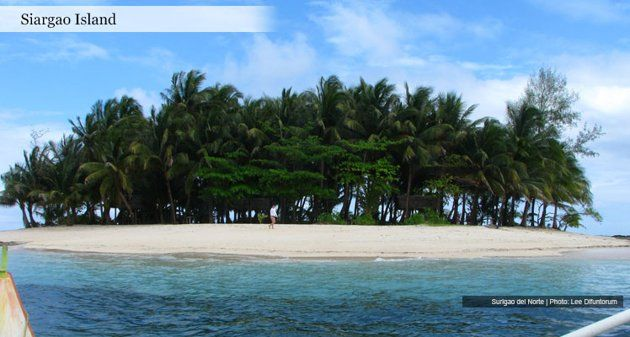 SIARGAO ISLAND. 25 emerging Philippine tourism hot spots named - Yahoo! News Philippines