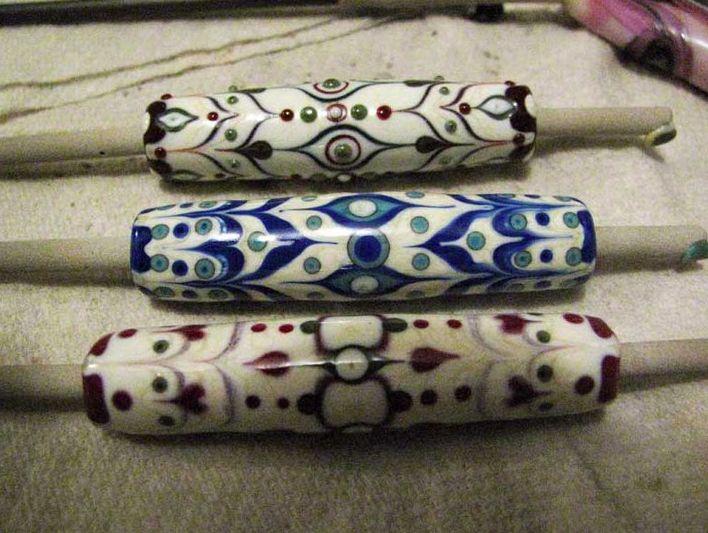 amy waldman smith lampwork beads