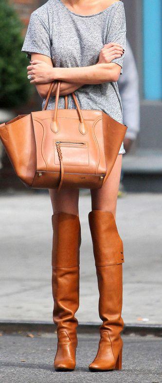 Loving those boots