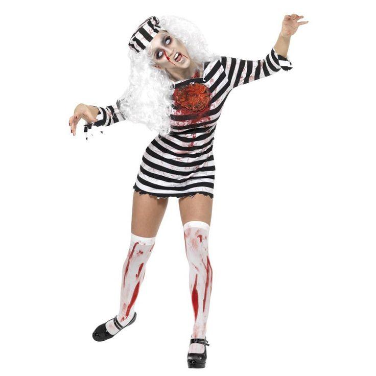 Zombie Vanki. Zombie Vanki on naamiaisasu, joka takaa huomion ja toimii parhaiten Halloweenin aikaan.