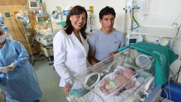 Callao: Mujer en estado de coma dio a luz tras 36 semanas de gestación