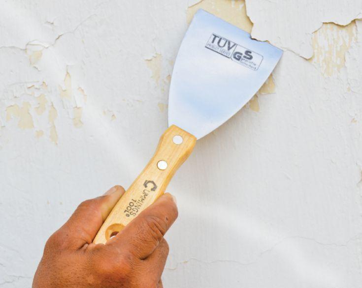 reparar pared