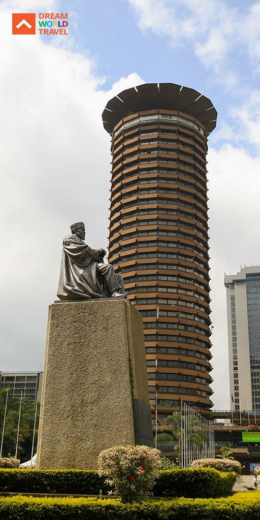 Ever wonder what the capital of Kenya looks like?