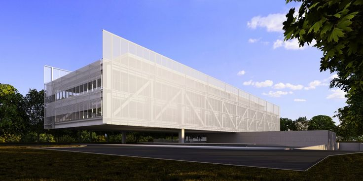 Congresso Nacional dos Municípios (CNM) Headquarters Winning Proposal / Luis Eduardo Loyola and Maria Cristina Motta