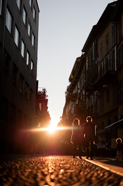 Via Fiori Chiari, Brera, Milano