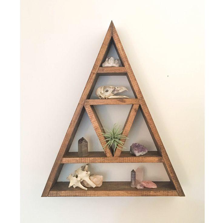 triangluar shelf