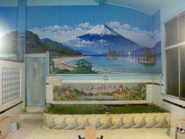 こちらは横浜の関門湯(神奈川県横浜市中区本牧間門32-8)