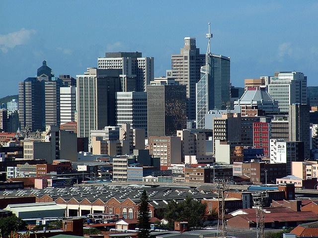 Durban CBD Skyline | Flickr - Photo Sharing!