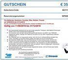 #Ticket  Gutschein für Fähre Moby/Tirrenia  Abfahrt Sardinien/Korsika  Wert ca. 36 #Ostereich