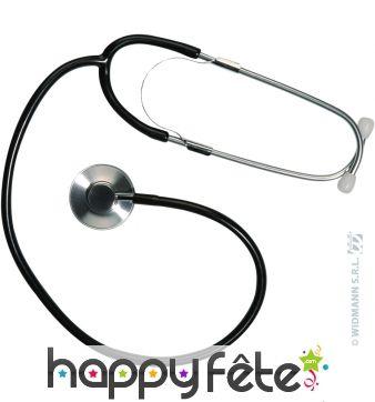 Stéthoscope (véritable outil médical)