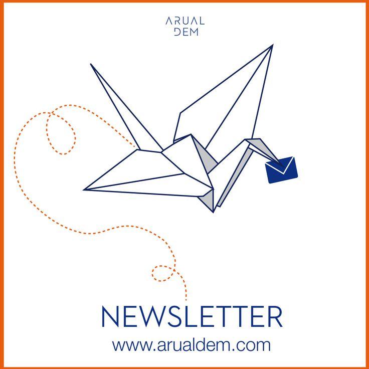 Vuoi rimanere sempre aggiornato sulle mie #novità? Cosa aspetti? Iscriviti subito alla #newsletter! Per i primi 10 iscritti, uno speciale #sconto del 10% sull'acquisto di un mio #gioiello!  --- Are you interested to my #news? What are you wainting for? Subscribe now to my newsletter! The first 10 will receive a #coupon of 10% off on the purchase of my #jewel. www.arualdem.com #paper #carta #paperjewels #paperjewelry #gioiellidicarta #origami #graphic #graphics #crane