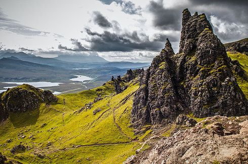 Isle of Skye. | 28 Incredibly Beautiful Places In The U.K. To Visit