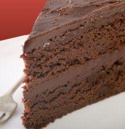 ΤΟΥΡΤΑ ΣΟΚΟΛΑΤΑΣ ΜΕ ΦΟΥΝΤΟΥΚΙΑ Ιδανική τούρτα για ένα γιορτινό τραπέζι