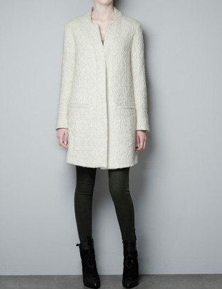 10 Winter Whites to Start Wearing Now : Lucky Magazine
