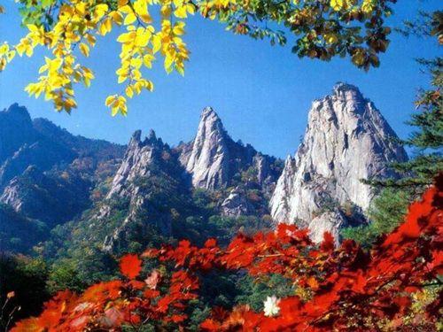 Seoraksan National Park (NaeSeorak)