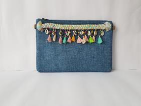 Cartera STYLE Color Azui | 27 | Comprar bolsos baratos online, mochilas, bolsas, carteras