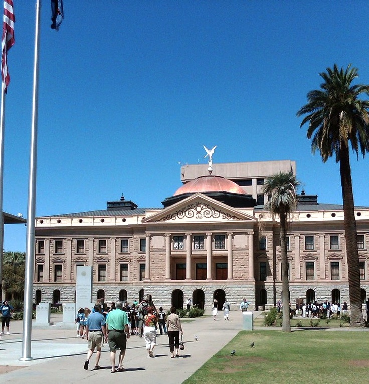 Arizona State Capitol School Tours