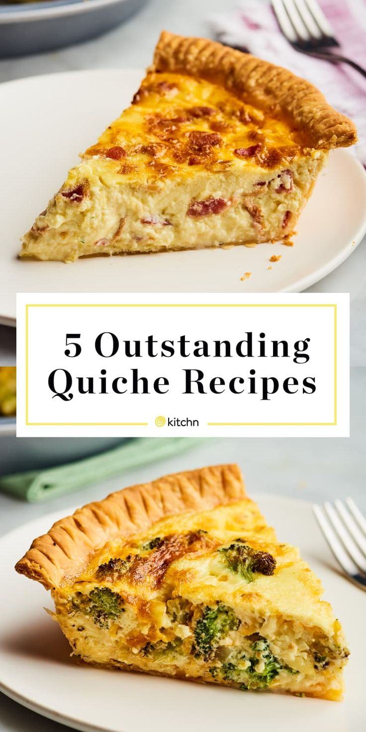 quiche recipes easy ingredients need crust breakfast pre recipe basic simple thekitchn kitchn cooking bacon spinach ham cups