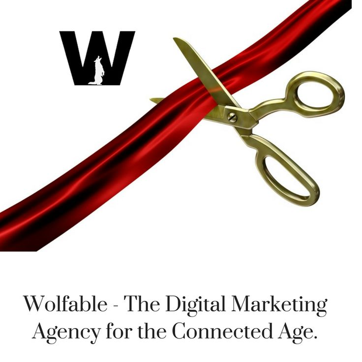 Finally, The BIG secret is OUT!   Launching Wolfable - The Digital Marketing Agency for the Connected Age.   Don't Forget to check us out at http://www.wolfable.com