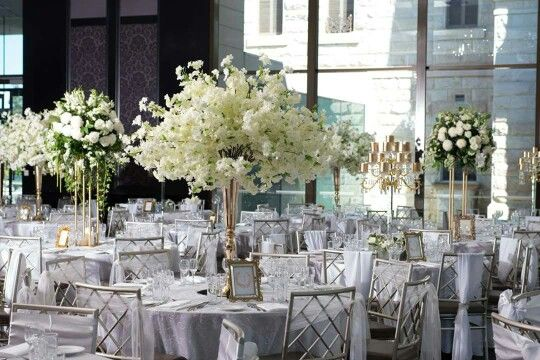 Beautiful styling at Curzon hall