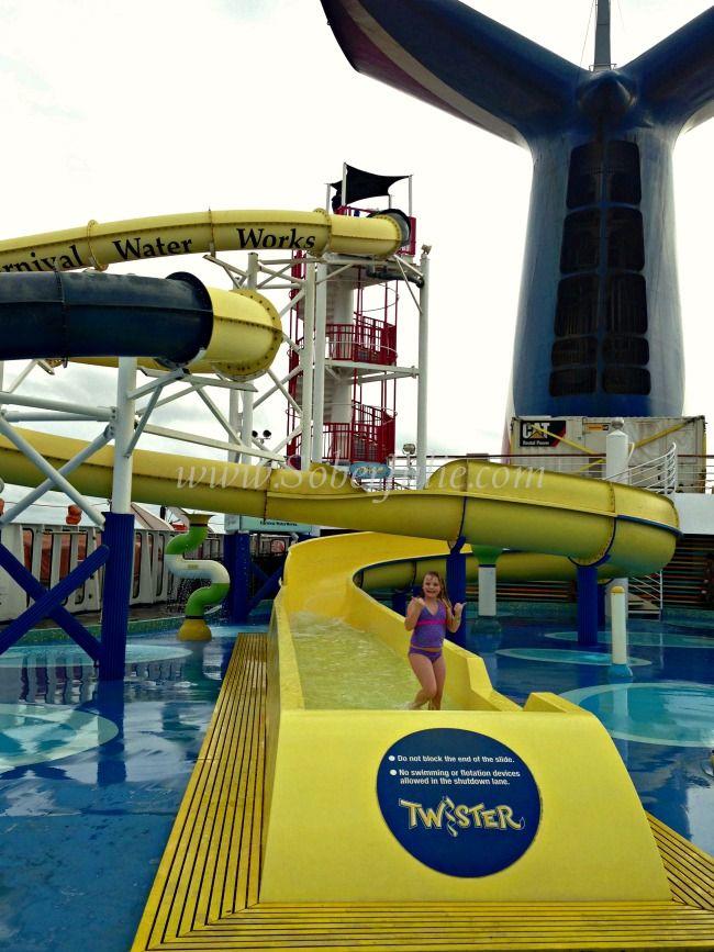 5 Day Bahamas Cruise on Carnival Fantasy