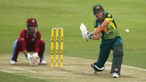 Meghann 'Meg' Lanning. An opening batsman and captain for the Australian cricket team. At the 2014 twenty20 World Cup she scored 126 runs from 65 balls, the highest individual innings score in a women's international. She's played 45 One Day International (ODI) and 67 Twenty20 international matches.
