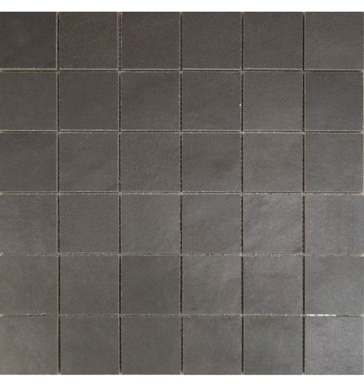 Mosaik - Kakelmonster | Mosaik Evoke Svart Halkskydd 30x30
