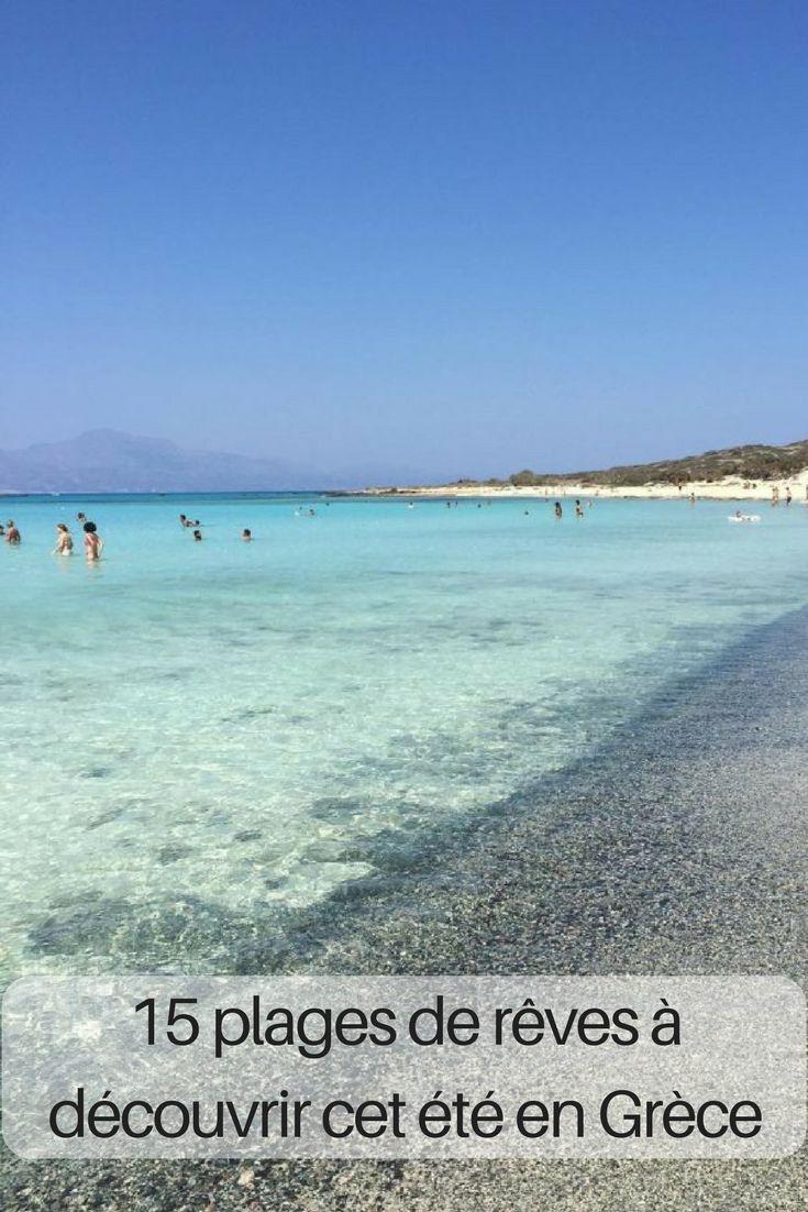 Avec ses plages oniriques, la Grèce est la destination-phare de la Méditerranée ! On se laisse séduire par la chaleur enivrante du soleil, les villages typiques vêtus de bleu et de blanc, les sites historiques millénaires, la cuisine savoureuse… Mais aussi et surtout par la mer transparente qui caresse les côtes façonnées par les légendes. Une envie de farniente sur l'une des plages les plus sublimes de Grèce ?