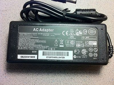 New 20V AC Adapter/Power Supply For Zebra LP2844 & TLP2844 Printers