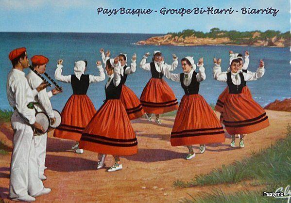 Groupe Bi Harri de Biarritz