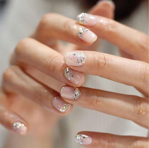10 Wedding Nail Ideas for the Girl Who Would Never Wear French Tips