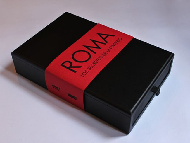 Rome (Student Work)   Packaging of the World: Creative Package Design Archive and Gallery