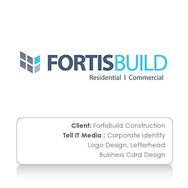CORPORATE IDENTITY: Logo Design > Business Card > Letterhead (link to testimonial)
