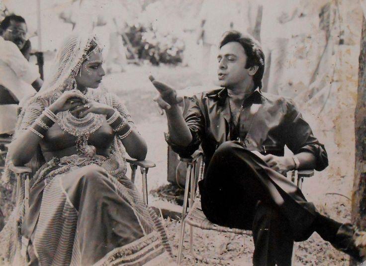 svetmet:  Rekha ,Vinod Mehra