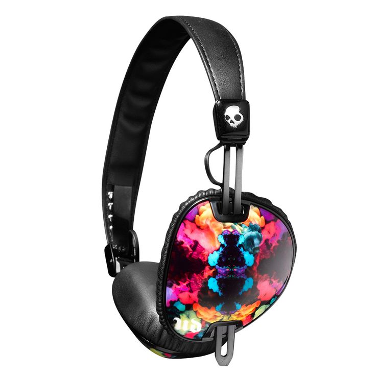 Electric Skullcandy Headphones by Urban Decay *DROOL*