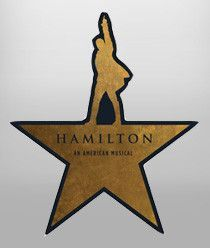HAMILTON THE MUSICAL Merchandise Magnet THE SHOW EVERYONE IS TALKING ABOUT - INCLUDING THE PRESIDENT!! 11 Tony Awards 2016 Pulitzer Prize Winner In Drama 2016 Grammy Winner - Best Musical Theater Albu
