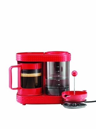 Bodum Bistro 4-Cup Electric French Press Coffeemaker (Red)