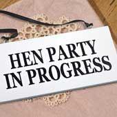 Hen Party Supplies