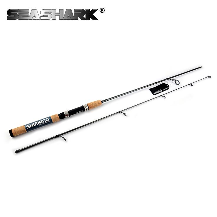 SEASHARK best Fishing Rod Pole Carbon High Quality ultra light spinning Boat Rock Sea Rod Fishing Tackle Tools  Gifts for Man