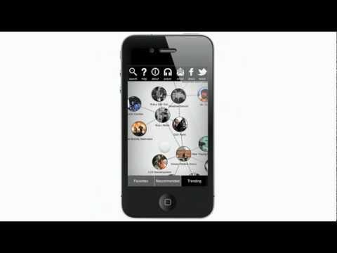 Discovr Music 2.0 for iOS, una semplice applicazione che vi permetterà di trovare tutte le informazioni sui vostri artisti musicali preferiti. Attraverso la sua visualizzazione a grafo potrete conoscere tutti gli artisti simili, rappresentati come nodi legati al nodo principale da voi cercato #music #app #iphone