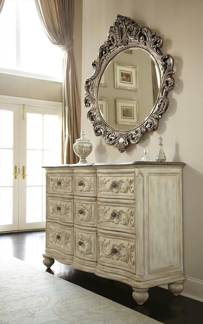 Shop At Smart Furniture For The Jessica Mcclintock Boutique Oval Decorative  Mirror And Other American Drew Jessica McClintock Boutique Products.