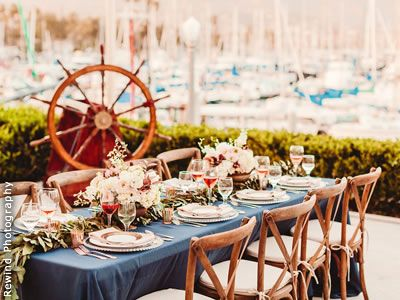 Ocean View Weddings at Santa Barbara Maritime Museum Santa Barbara California Wedding Venues 2