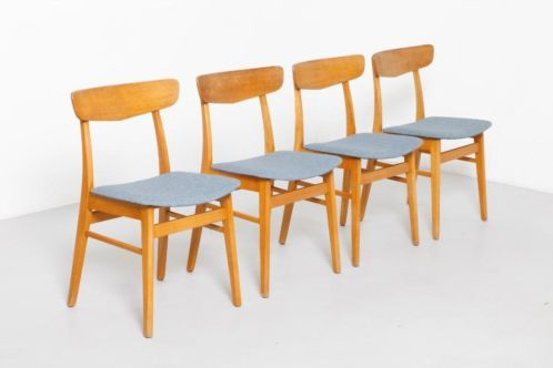 Vintage Danish Farstrup chairs
