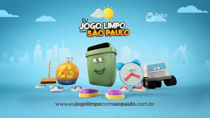Eu jogo limpo com São Paulo