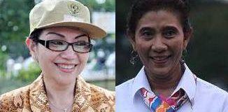 Kontroversi yang menerpa Susi Pudjiastuti hampir sama dengan Susan Jasmine Zulkifli. Jika Susi diangkat diangkat oleh Jokowi menjadi Menteri Kelautan dan Perikanan. Sedangkan, Susan Jasmine Zulkifli menjadi Lurah Lenteng Agung.